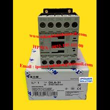 Tipe DILA-31 Eaton  Contactor Relay