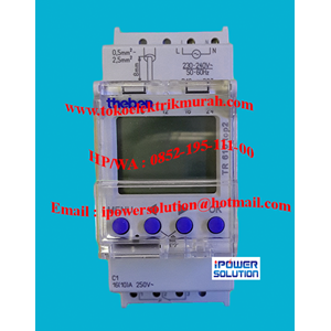 From Timer THEBEN Type TR610 0