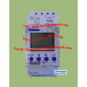 From Timer THEBEN Type TR610 1