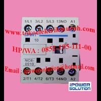 Kontaktor Tipe NC6-0910  CHINT