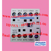 Tipe NC6-0910 Kontaktor CHINT