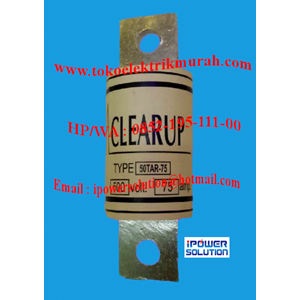 Fuse Clearup Tipe 50TAR-75