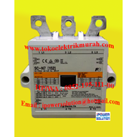 Fuji Tipe SC-N7 Kontaktor Magnetik 1