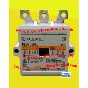 Fuji Tipe SC-N7 Kontaktor Magnetik
