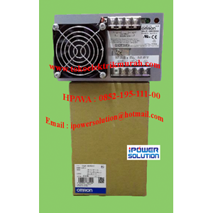 Omron  Power Supply Tipe S8JX-G60024C