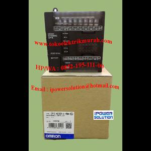 OMRON  PLC  Tipe CP1E-N20DR-A