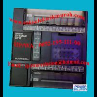 Jual  Tipe CP1E-N20DR-A  OMRON PLC  2