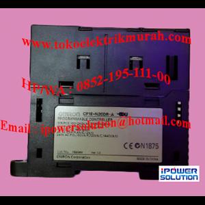 Tipe CP1E-N20DR-A  OMRON PLC