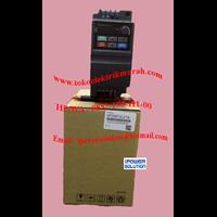 Distributor Inverter  Tipe VFD007EL21A  DELTA 3