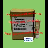 Jual FUSE BUSSMANN Tipe FWP-15A14FI 2