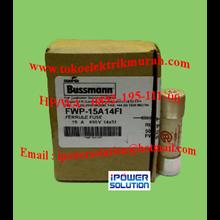 BUSSMANN FUSE Tipe FWP-15A14FI