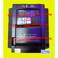 Distributor inverter  Tipe WJ200N-022HFC  Hitachi 3