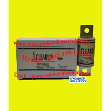 Tipe 50TAR-75  CLEAR UP FUSE