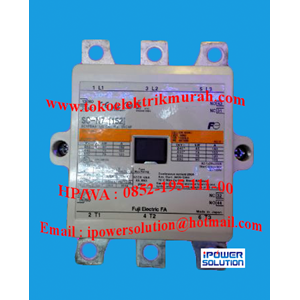 Kontaktor Magnetik  Tipe SC-N7  Fuji