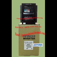 Distributor Inverter  Tipe WJ200N-022HFC 400V Hitachi 3