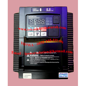 Inverter  Tipe WJ200N-022HFC 400V Hitachi