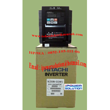 Hitachi  Inverter  Tipe WJ200N-022HFC 400V