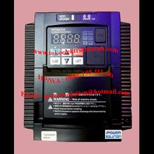 Tipe WJ200N-022HFC Hitachi  400V Inverter
