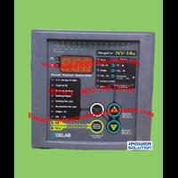 Tipe NV-14s Power Factor Controller Delab  1