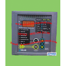 Tipe NV-14s Power Factor Controller Delab