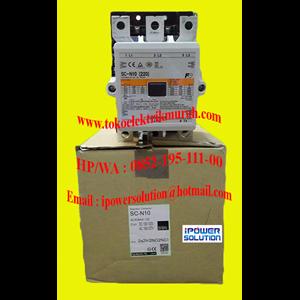 Dari Tipe SC-N10  Fuji  Kontaktor Magnetik  2