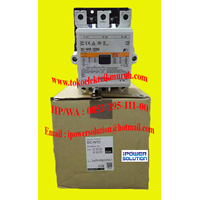 Tipe SC-N10  Fuji Kontaktor Magnetik  1