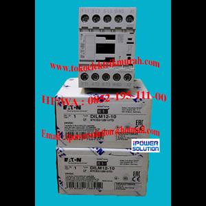 Tipe DILM 12-10 Kontaktor Magnetik Eaton