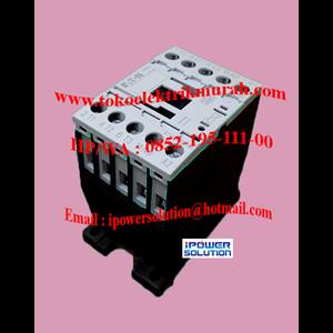 Tipe DILM 12-10 Eaton  Kontaktor Magnetik