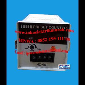 Counter Fotek Tipe HC-41P