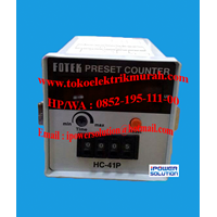 Distributor Fotek Tipe HC-41P  Counter  3