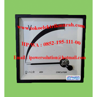 Distributor  Voltmeter  Tipe VC96 Circutor 3