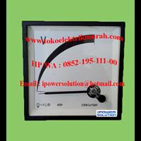 Jual Tipe VC96 Voltmeter Circutor  2