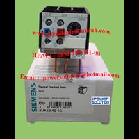Thermal Overload Relay   Tipe 3UA50-40-1G  Siemens 1