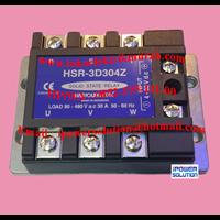 Distributor Hanyoung Nux  SSR Relays  Tipe HSR-3D304Z 3
