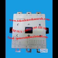 Distributor Siemens Tipe 3TF54 Kontaktor Magnetic  3