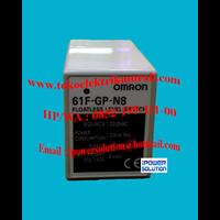 Tipe 61F-GP-N8 Floatless Level Switch Omron  1
