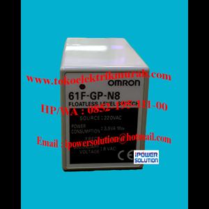 Tipe 61F-GP-N8 Floatless Level Switch Omron