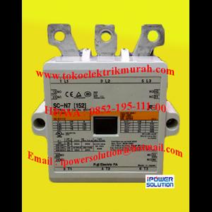 Dari Kontaktor Magnetik  Tipe SC-N7 150A Fuji 3