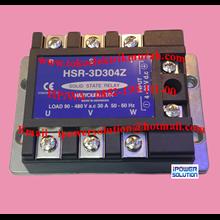 Tipe HSR-3D304Z 30A SSR Relays Hanyoung Nux