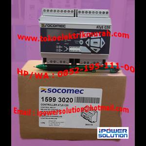 Dari Socomec tipe ATyS C20 7.5VA  Control Relay  3