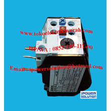 Thermal Overload Relay Siemens Tipe 3UA50-40-1G  3A