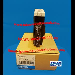Tipe CJ1W-PD022 PLC OMRON
