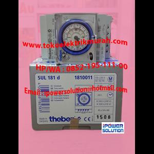 From TIMER Theben Tipe SUL181d 110-230V 2