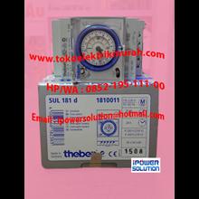 TIMER  Tipe SUL181d 110-230V Theben