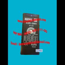 Foto Sensor Fotek Tipe A3R-2MX  50/60Hz