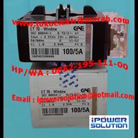 Distributor Current Transformer  CT70-Window 5A GAE 3