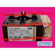 Current Transformer  CT70-Window 5A GAE