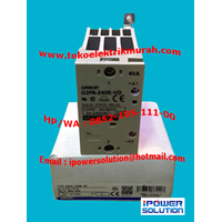 Jual SOLID STATE RELAY / SSR  G3PA-240B-VD  40A OMRON 2
