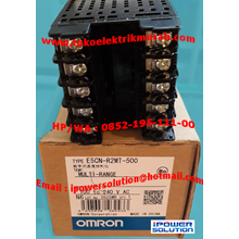 OMRON Type E5CN-R2MT-500 100-240 VAC Temperature Control