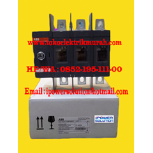 ABB Tipe OT200U03P Disconnecting Switch